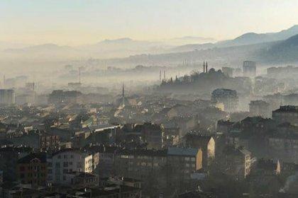 'Kartal, Esenyurt ve Fatih'te hava kirliliği sağlıksız seviyeye ulaştı'