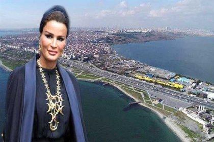 Katar Emiri'nin annesine Kanal İstanbul piyangosu vurdu: Satın aldığı tarla turizm ve ticaret alanı oldu!