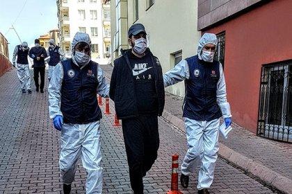 Kayseri'de Heyeti Tahrir El Şam operasyonu: 2 gözaltı