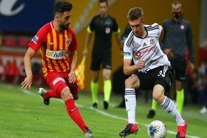 Kayserispor: 3 Beşiktaş: 1