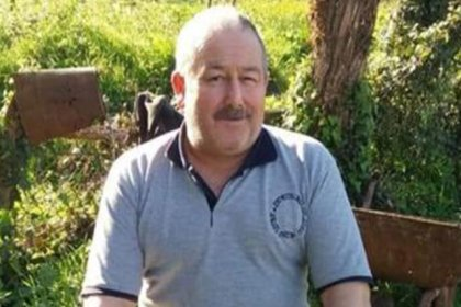 Kepçe ile taş kırma makinesi arasında sıkışan işçi öldü