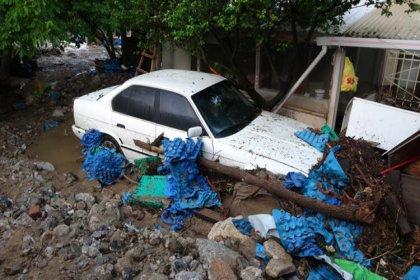 Kestel'deki sel felaketinde hayatını kaybedenlerin saysı 5'e yükseldi