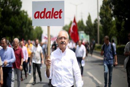 CHP Ankara il başkanlığı Adalet Yürüyüşü'nün 3. yıl dönümünde basın açıklaması yapacak