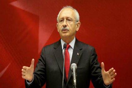 Kılıçdaroğlu: Seçim işçinin, emeklinin, sanayicinin, bütün demokratların talebidir