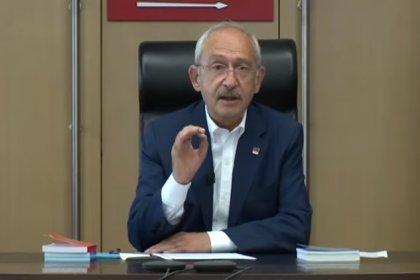 Kılıçdaroğlu apartman görevlileri ile görüştü