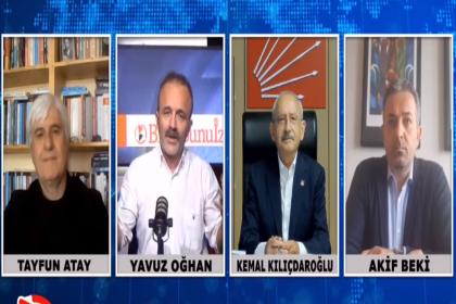 Kılıçdaroğlu: Devlet olarak vermeleri gereken yerde vatandaşa el avuç açtılar, amaç belediyelerin kampanyalarının önüne geçmekti