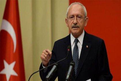 Kılıçdaroğlu: Bu süreç Meclis üzerinden yürütülmeli