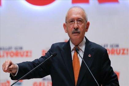 Kılıçdaroğlu: Devleti soyanları yazanlar içeride, soyanlar dışarıda. Bu düzenleme Meclis yoluyla hırsızların heykelini dikme çabasına dönüşür