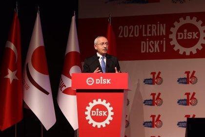 Kılıçdaroğlu: En sıcak gündemimiz işsizliktir, bunu aşmak için birlikte mücadele etmek zorundayız