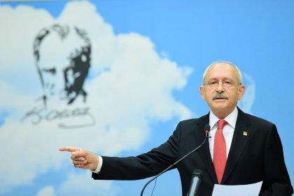 Kılıçdaroğlu Erdoğan hakkında 5 kuruşluk dava açtı