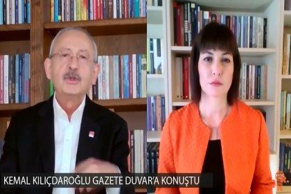 Kılıçdaroğlu: Fedakârlığı asgari ücretliler mi yapacak?