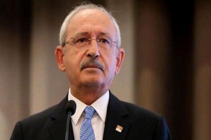 Kılıçdaroğlu, Filistin'in 'Bağımsızlık Günü'nü kutladı