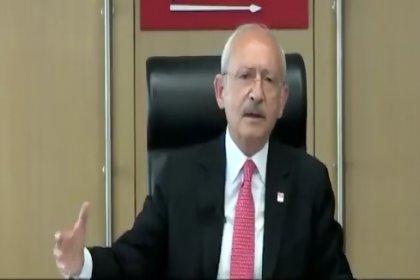 Kılıçdaroğlu: Hiç kimse unutmasın ki Kuvayi Milliye'nin ruhu bu partinin dokularına işlenmiş durumdadır