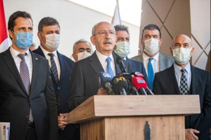 Kılıçdaroğlu İzmir'de konuştu: Belediye başkanlarımız tarih yazdılar, hiç kimsenin ihtiyacı göz ardı edilmedi