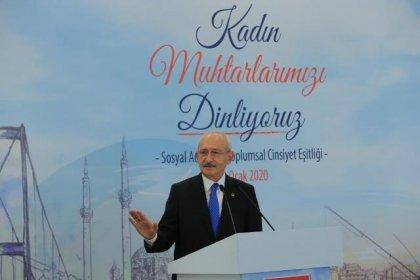 Kılıçdaroğlu: Kanal İstanbul yapacakmış; hangi parayla? Paran varsa fabrika açsana