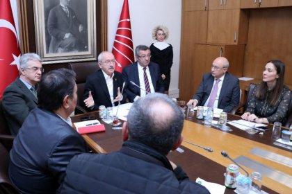 Kılıçdaroğlu, Kombassan mağdurlarıyla bir araya geldi