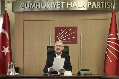 Kılıçdaroğlu, OSB başkanları ile görüştü