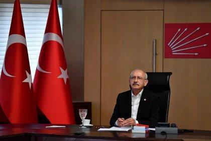 Kılıçdaroğlu, sanatçılarla buluştu