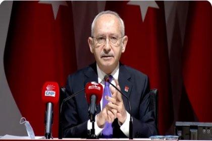 Kılıçdaroğlu: Siyasi Partiler Yasası'na cinsiyet kotasına karşı çıkan partiye hep beraber karşı duracağız