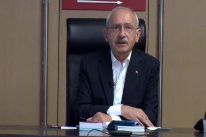 Kılıçdaroğlu, TEMA Vakfı ile toplantı yaptı