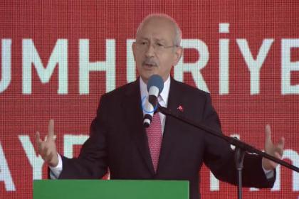 Kılıçdaroğlu: Türkiye'nin aşılmayacak hiçbir sorunu yok, bu ülkenin en büyük güvencesi CHP'dir