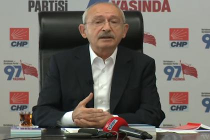 Kılıçdaroğlu üniversite mezunu işsizlerle buluştu: Devlet her birinize tek tek iş bulmak zorunda