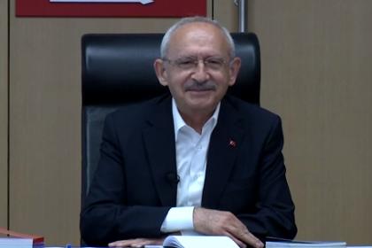 Kılıçdaroğlu üniversite öğrencileriyle görüştü