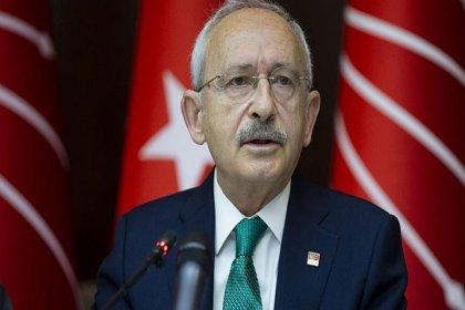 Kılıçdaroğlu ve CHP İnsan Hakları Çalışma Grubu üyeleri 'İnsan Hakları Evrensel Beyannamesi'ni okudu