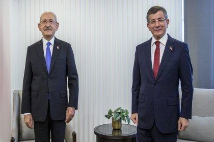 Kılıçdaroğlu ve Davutoğlu bir araya geliyor