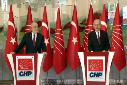 Kılıçdaroğlu ve Karamollaoğlu'ndan Berat Albayrak açıklaması