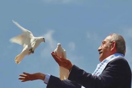 Kılıçdaroğlu'ndan '1 Eylül Dünya Barış Günü' paylaşımı