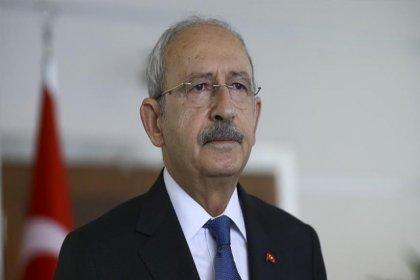 Kılıçdaroğlu'ndan Binali Yıldırım'a taziye telefonu