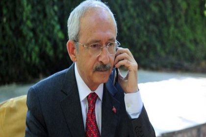 Kılıçdaroğlu'ndan Erdoğan ve Bahçeli dışındaki liderlere bayram telefonu