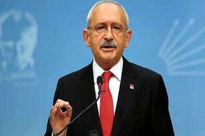 Kılıçdaroğlu'ndan Erdoğan'a: Böyle bir aymazlığı tarih bile yazmamıştır