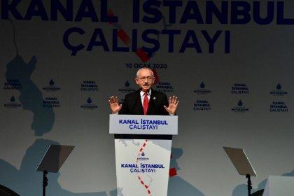 Kılıçdaroğlu'ndan Erdoğan'a: İlla ki Putin mi 'Kanal İstanbul yanlıştır' diyecek