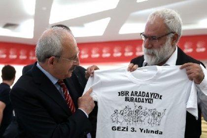 Kılıçdaroğlu'ndan 'Gezi' paylaşımı: Mesele esir düşmekte değil, teslim olmamakta bütün mesele!
