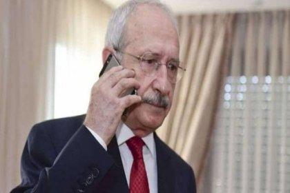 Kılıçdaroğlu'ndan Sibel Ünli'nin ailesine başsağlığı telefonu