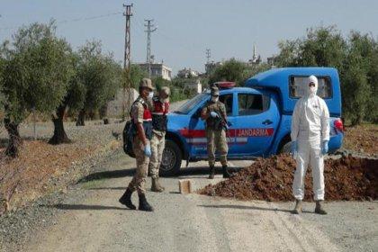 Kilis'te 2 köy karantinaya alındı