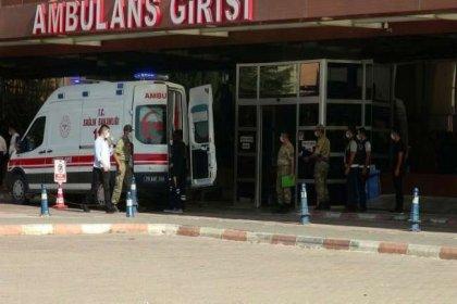 Kilis'te askeri araç devrildi: 5'i asker 16 yaralı
