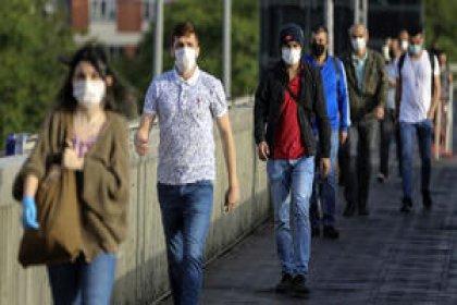 Kırklareli'nde maske takmayan 24 kişiye  21 bin 600 liralık ceza kesildi