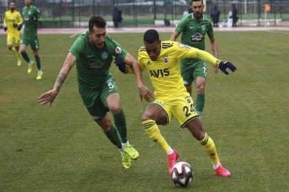 Kırklarelispor 0-3 Fenerbahçe