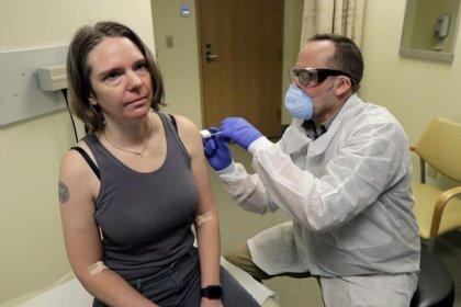 Koronavirüs aşısı ilk kez test edildi