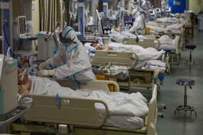Koronavirüs nedeniyle hayatını kaybedenlerin sayısı 18 bin 944'e yükseldi