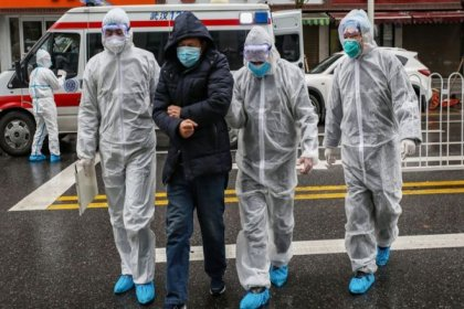 Koronavirüs salgınında Çin'de ölenlerin sayısı 425'e yükseldi