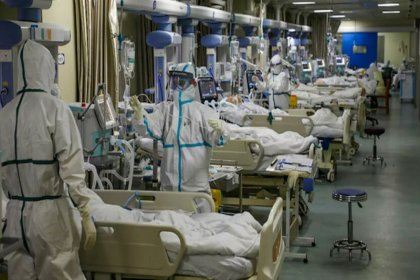 Koronavirüs salgınında ölenlerin sayısı 1 milyon 724 bini, vaka sayısı 78 milyon 390 bini aştı