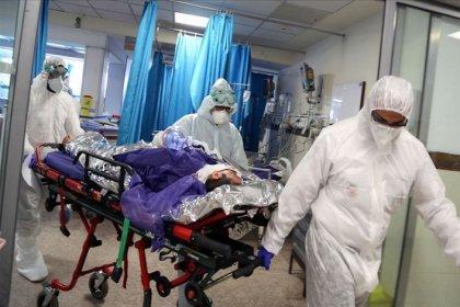 Koronavirüs salgınında ölenlerin sayısı 3 bin 831'e yükseldi