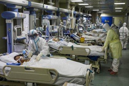 Koronavirüs salgınında ölenlerin sayısı 608 bini, vaka sayısı 14,5 milyonu aştı