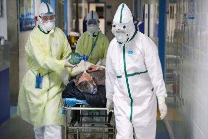 Koronavirüs salgınında ölü sayısı 30 bin 848'e yükseldi