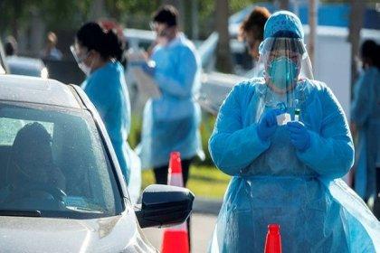 Koronavirüs salgınında ölü sayısı 42 bin 345'e yükseldi