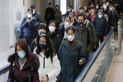 Koronavirüsle mücadele eden Çin'de bu defa da kuş gribi salgını başladı